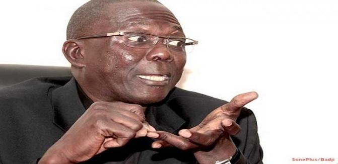 Fer de la Falémé- Moustapha Diakhaté attaque le DG de l'APIX et la ministre des Mines