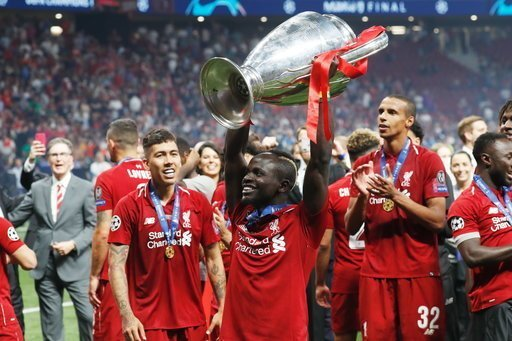 Trophée UEFA : Grand Absent des 3 finalistes, Sadio Mané reçoit une excellente nouvelle
