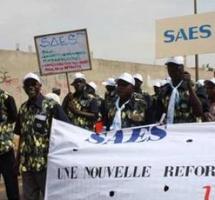 En grève depuis près de 2 mois, le SAES maintient son mot d'ordre
