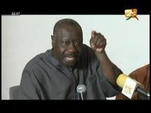 """El Hadji Ndiaye: """"Il n'y aucun contrat qui me lie avec Luc Nicolaï"""""""