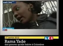 Rama Yade peine à prouver qu'elle habite à Colombes