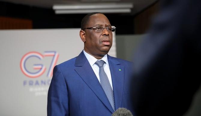 Rationalisation des dépenses de l'Etat: Macky coupe les lignes portables