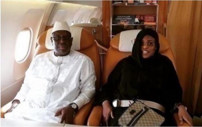 Fin de vacances : le président Macky Sall rentre aujourd'hui à Dakar