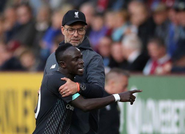 Liverpool-Burnley:  Furieux, ce que Mané a dit sur Salah