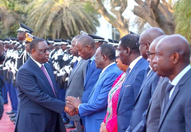 Remaniement ministériel: Le président de la République Macky Sall y penserait