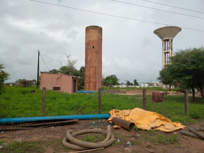 Koutal: Après des mois sans eau, l'eau coule à flots
