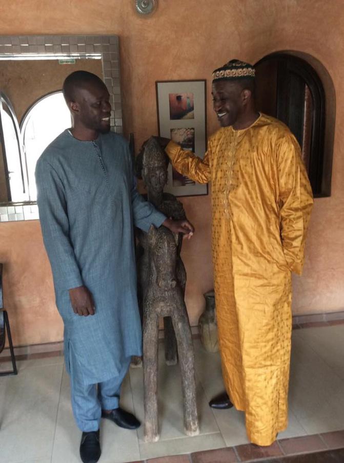 Rebeuss : Le Doyen des juges refuse à Sonko une visite à Adama Gaye