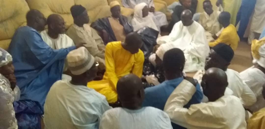 VIDEO + PHOTOS - Délégation PDS à Touba au Magal de Serigne Abdou Khadre Mbacké