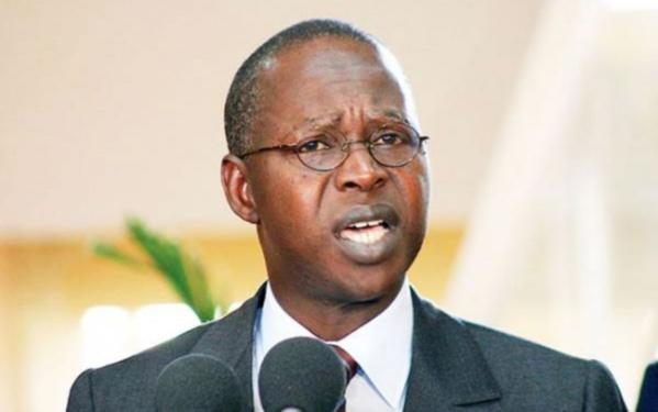 Présidence : Mahammed Dionne reprend service en pleine forme
