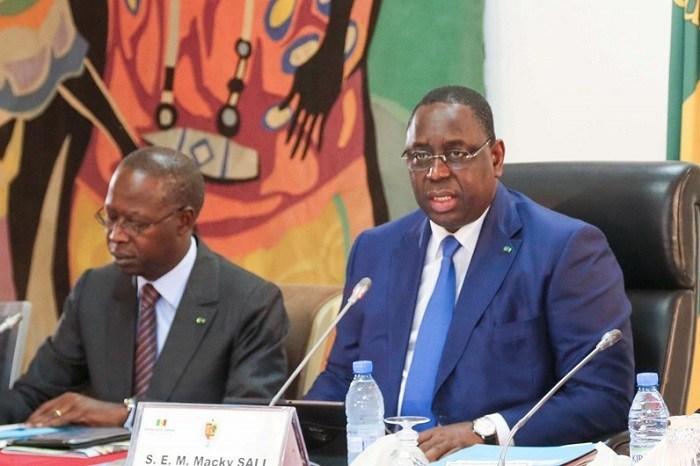 Conseil des ministres du mercredi du 04 septembre 2019: Voici les instructions de Macky Sall au gouvernement