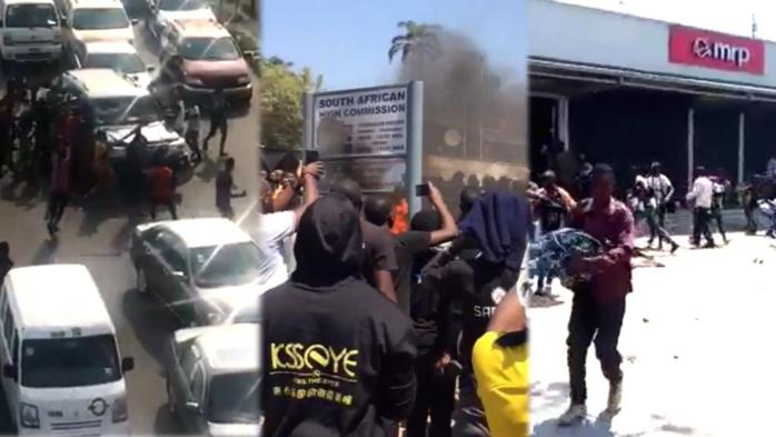 RD Congo, Zambie, Nigeria... Réactions aux violences xénophobes en Afrique du Sud