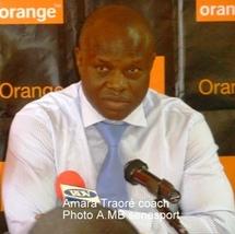 Amara Traoré: «Jusqu' à la fin de la Can, Niang reste mon capitaine »