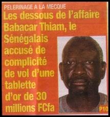 Babacar Thiam: « Cette libération, c'est comme si je sortais de l'enfer pour entrer au  paradis »