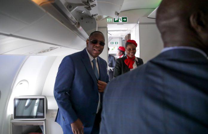 Macky Sall quitte Dakar ce mardi pour Brazzaville