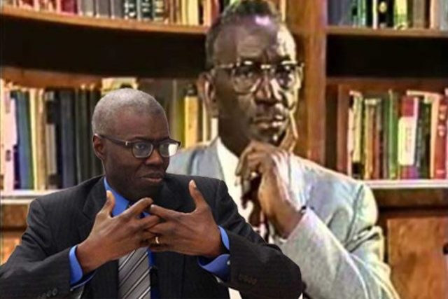 Cheikh Anta Diop - Souleymane Bachir Diagne répond à Boubacar Boris Diop: « L'or et la boue »