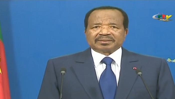 Crise au Cameroun anglophone: Paul Biya convoque un «grand dialogue national»