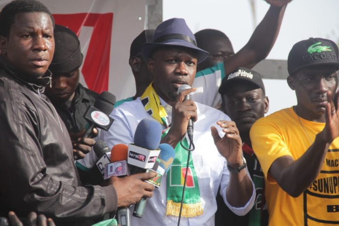 Marche de AAR LI NU BOKK : Sonko appelle à une