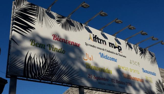 Les 5 nouveautés de l'IFTM-Top Resa