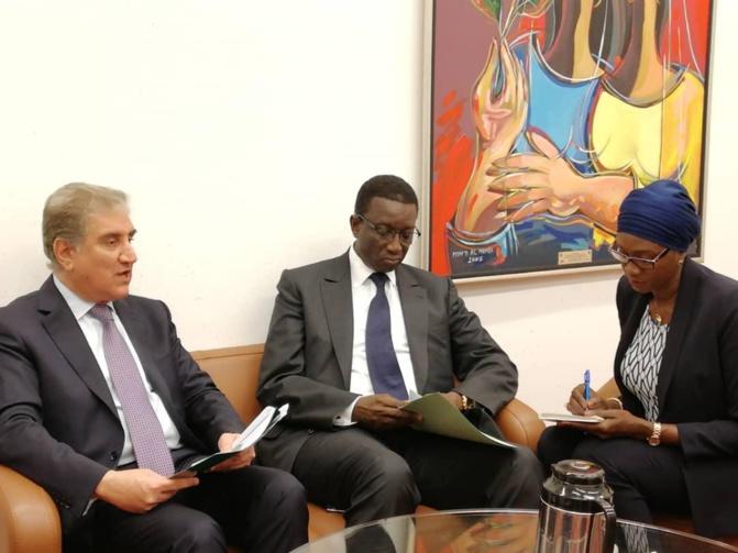 Le Ministre des Affaires Etrangères et des Sénégalais de l'Extérieur « MAESE » Monsieur Amadou BA a pris part au Conseil des Droits de l'homme à Genève
