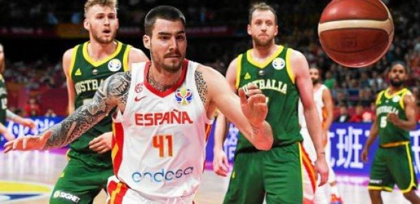 Mondial Basket 2019 : L'Espagne se qualifie en finale après avoir défait l'Australie