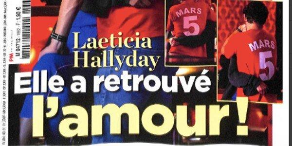 Laeticia Hallyday et Pascal Balland: Leur couple révélé à Saint Barth
