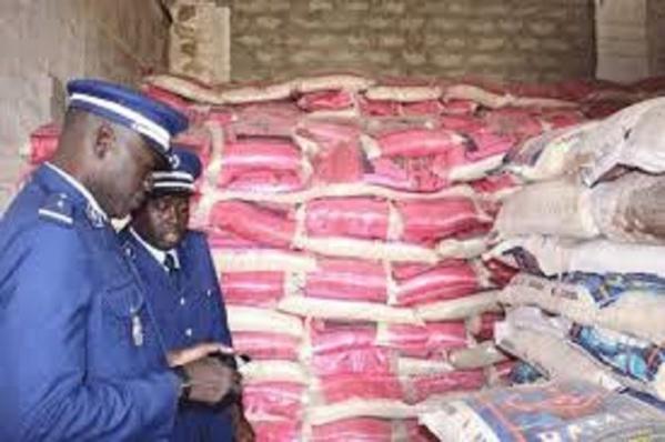 Riz impropre à la consommation: 19 tonnes saisies à Ndangalma