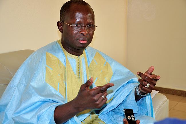 Modou Diagne Fada: « La Sonacos ne peut se développer sans une bonne récolte »
