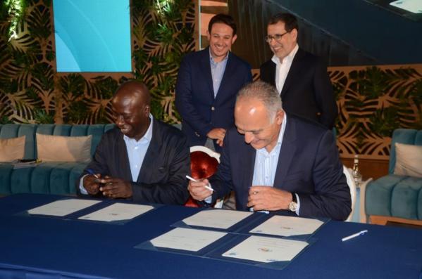 JOJ 2022: le Maroc signe un accord avec le Sénégal pour apporter son soutien au pays de la Téranga