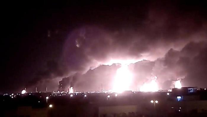 Attaque en Arabie saoudite: les cours du pétrole flambent après les menaces de Washington