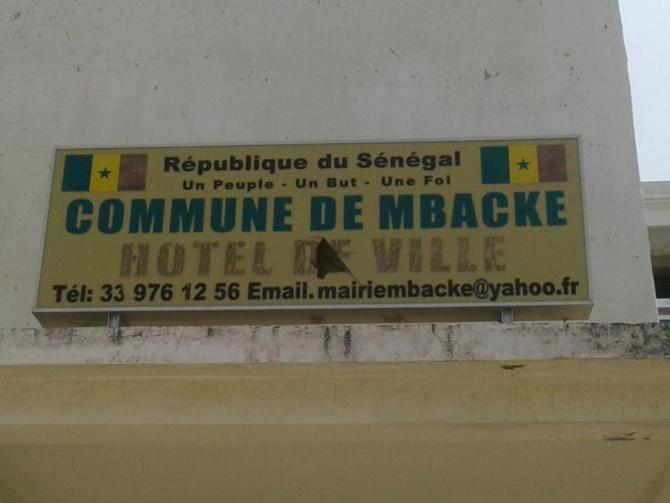 Stade de Mbacké vandalisé: Ibou Diop accusé, confirme en être l'auteur
