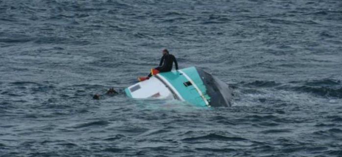 URGENT- Quatre morts dans le chavirement d'une pirogue près de l'Île de la Madeleine