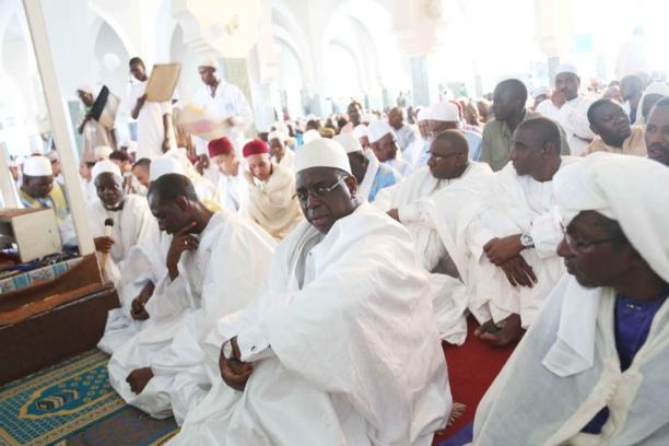Présentation de condoléances : Macky Sall attendu aujourd'hui à Medina Gounass