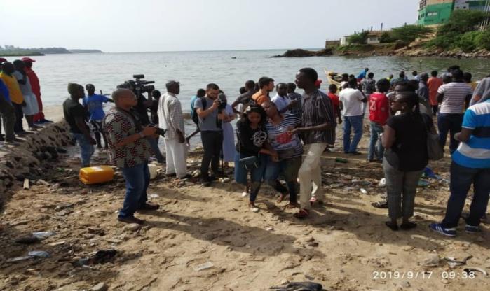 Révélation d'un rescapé: La pirogue de 20 places contenait plus de 40 personnes