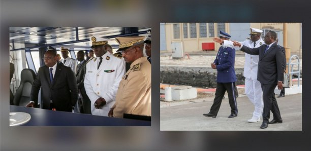 Palais : L'ancien aide de camp de Me Wade réintègre le cabinet militaire de Macky Sall