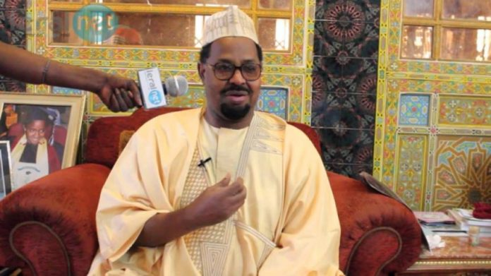 Désavoué par Macky Sall, Ahmed Khalifa Niasse dément et déclare : « Je fais l'actualité depuis 50 ans »