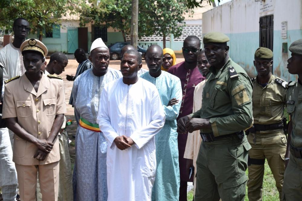 Décongestion des prisons: Mamadou Saliou Sow annonce une batterie de mesures