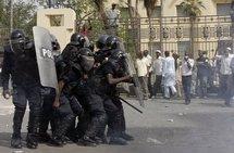 Manifestations à Saint-Louis:  Les élèves blessent un policier et ciblent la maison du ministre de la Justice