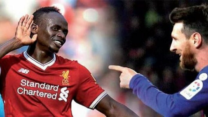 Fifa The Best : Lionel Messi a voté pour Sadio Mané