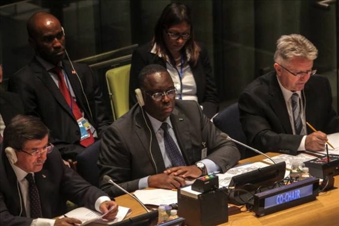 Macky Sall aux hommes d'affaires américains : «L'Afrique est en train de changer dans le bon sens»