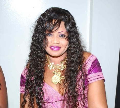 La chanteuse callipyge se marie : Arame Thioye chez Madické Niang