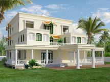 Un Ministre investit un milliard pour construire une maison aux Almadies