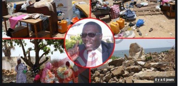 Affaire de la propriété détruite de Moussa Bocar Thiam: Les instructions de Macky à Mame Boye Diao