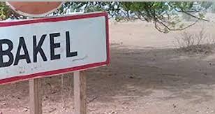 Bakel: Contre manifestation pour soutenir les actions du Président Macky Sall