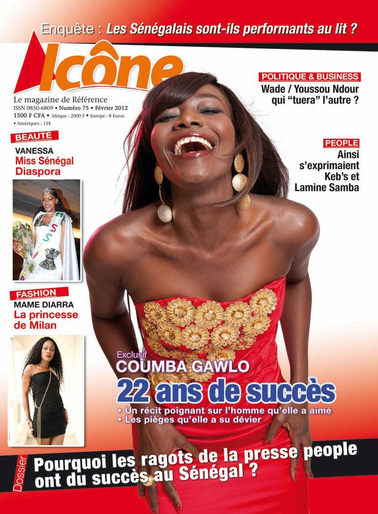 Icone Magazine N° 75