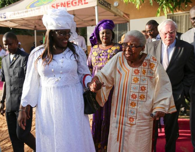 « Vous avez hué une Dame exceptionnelle » Ousmane Faye (MWS)