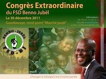 Le conseil National  des Jeunes du FSD/BJ dénonce sans réserve le kidnapping  de Thierno Bocoum