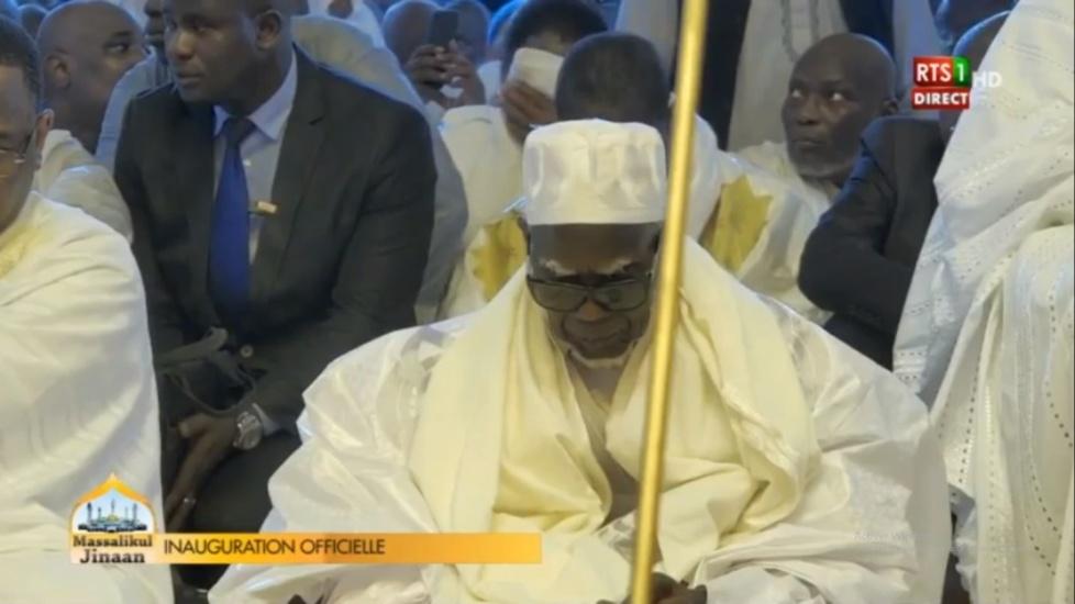 Massalikoul Jinane : Macky Sall et Me Abdoulaye Wade réunis (photos)