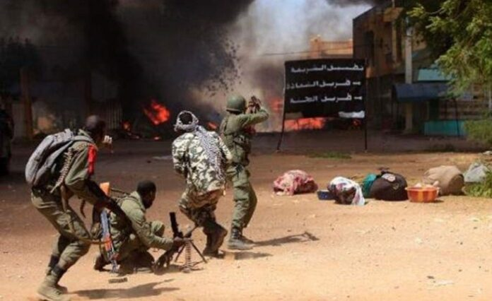 Mali: Sept soldats tués dans une attaque djihadiste