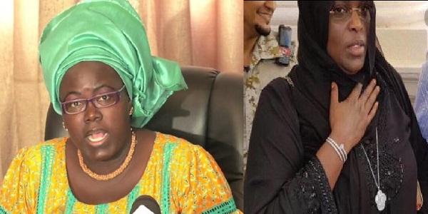 Huées contre la Première Dame: Aminata Assome Diatta s'indigne