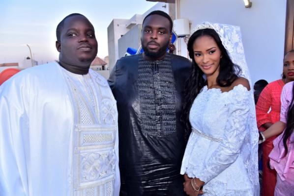 Amadou Sall, le fils aîné de Macky s'est marié avec…